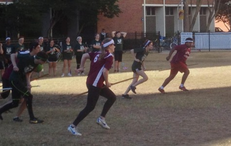 Loyola Quidditch wins Battle of Privet Drive