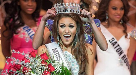 Law student prepares for Miss USA pageant
