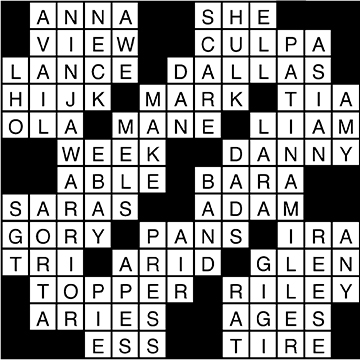 crossword 8.26