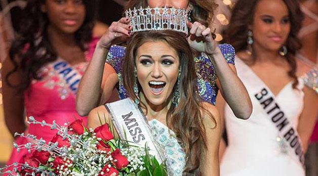 Law student rocks Miss USA