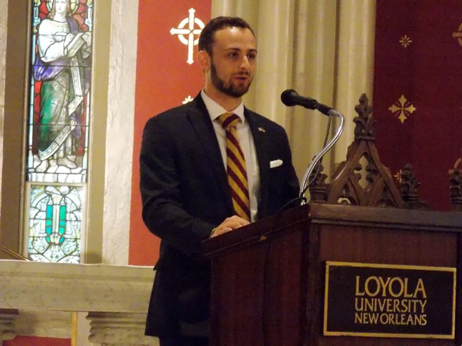 Loyola welcomes new students