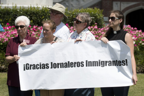 Immigrant Workers and Homeowners Rally for Immigration Reform