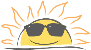 Summer fun under the September sun