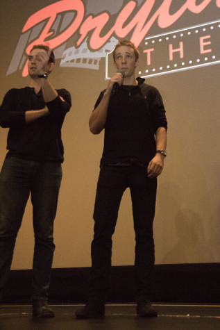 "Loyola filmmaker premiers film ""The Woodlands"" at Prytania Theater"