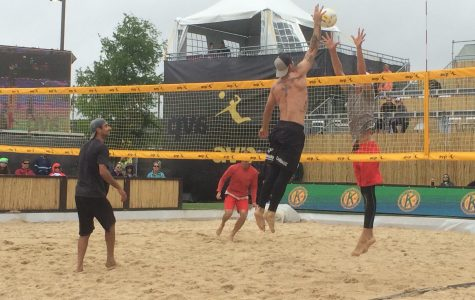 AVP Tournament proves a success for second straight year