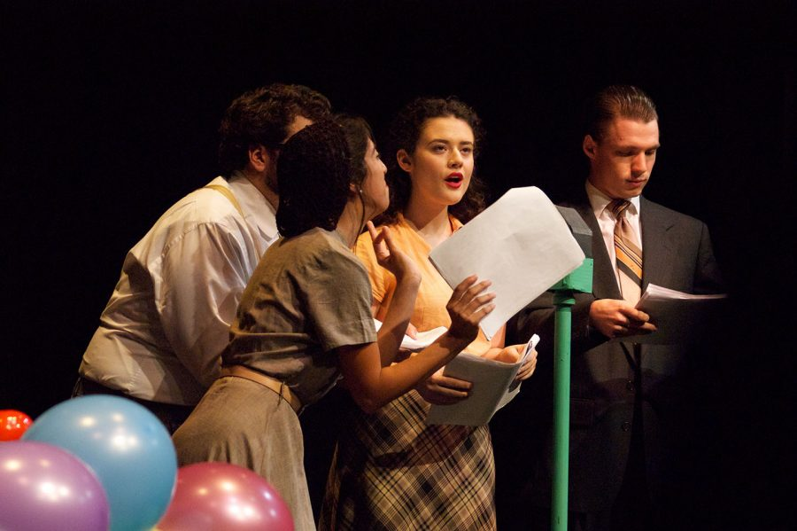 One act festival gives seniors a chance to showcase their skills