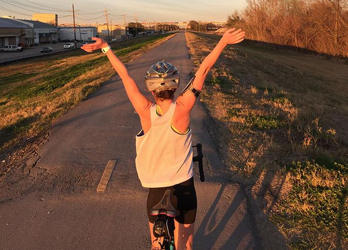 Student takes 4,000-mile journey