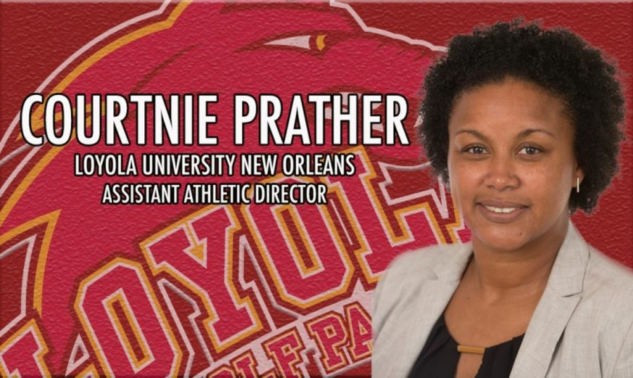 Prather ready to make big changes within athletic department