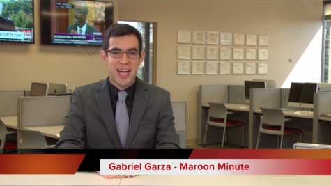 Maroon Minute for October 26, 2016