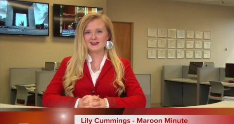 Maroon Minute for October 5, 2016