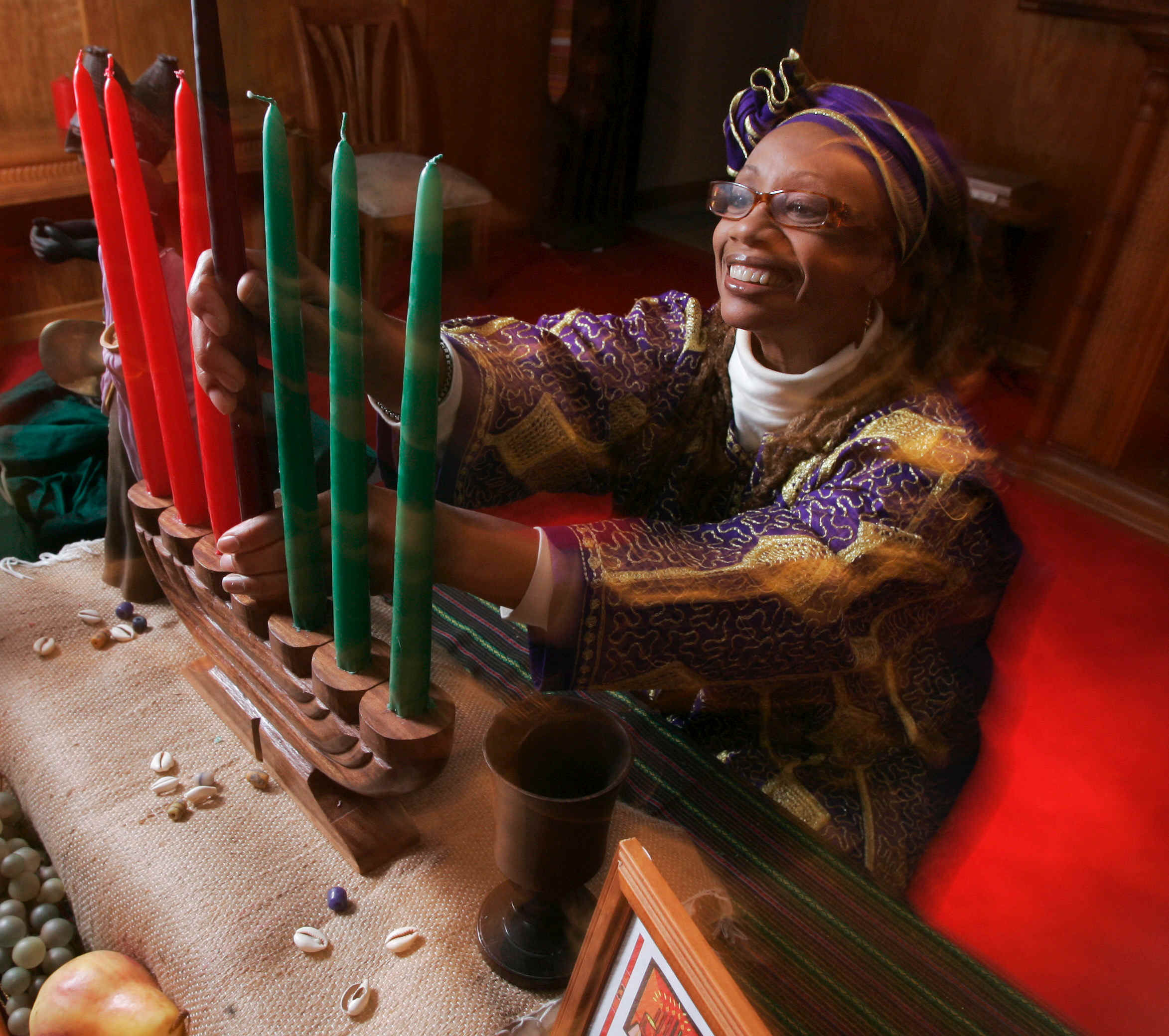 Kwanzaa: A time of reflection, celebration and family - The Maroon