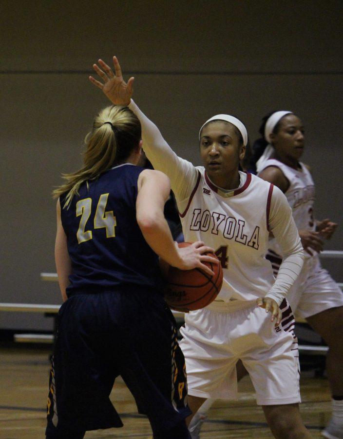 Women's basketball dominates Blue Mountain College 93-56