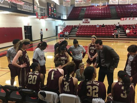 The Wolf Pack soar past the Martin Methodist Redhawks