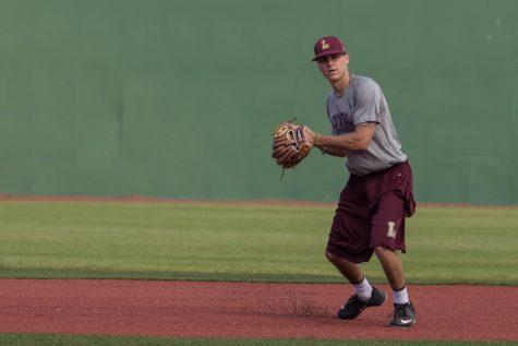 Loyola's baseball team is ready to take their game to the next level
