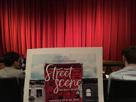 Street Scene opera revitalized through school of music