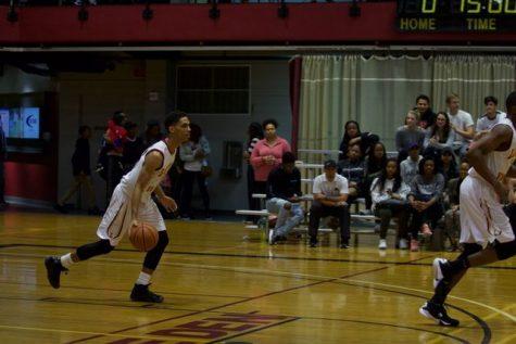 Men's basketball team scores big win over Faulkner