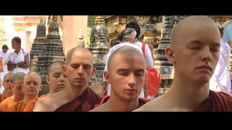 Junior studies abroad at 'Buddha boot camp'