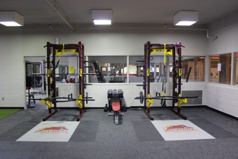 Sports complex weight room receives a full-body renovation
