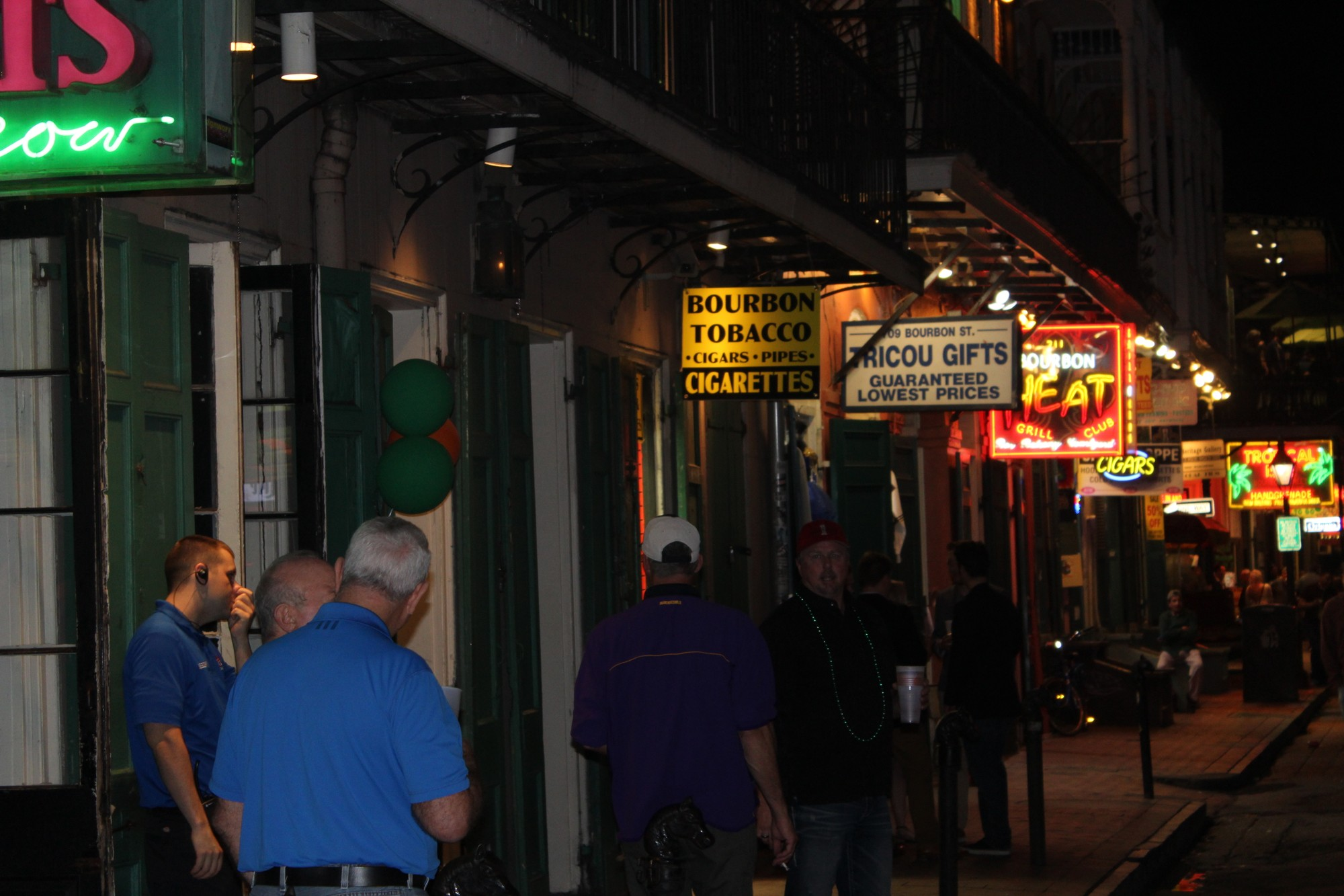 The city's newly introduced public safety plan will attempt to get people off of the streets by 3 a.m. Bars will also be forced to close their doors at that time though they will remain open for business. Photo credit: Anthony Alongi