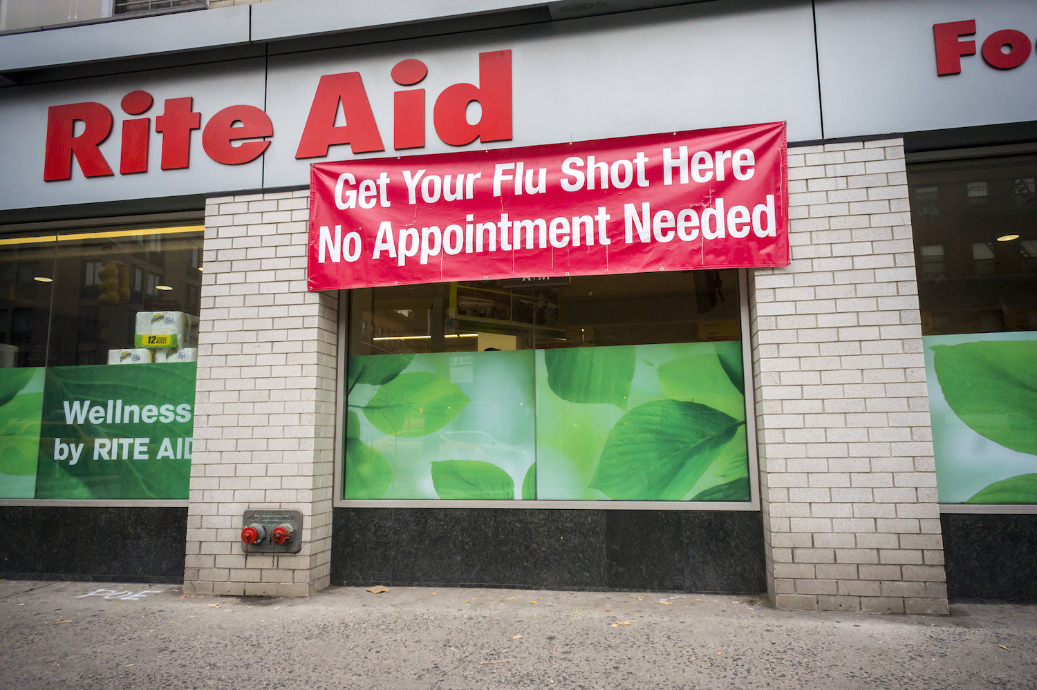 Current Flu Shot's Effectiveness Pegged at 48% — CDC