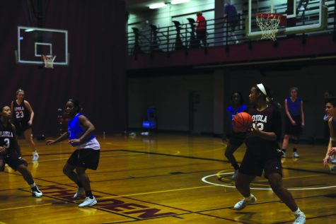 Women's basketball stays strong at mid-season