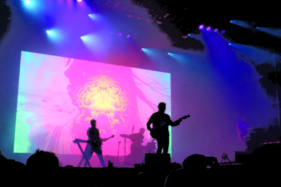 Tycho+performs+at+the+Power+Plant+stage.+Tycho+played+songs+from+their+2016+album+Epoch%2C+among+others.+Photo+credit%3A+Caleb+Beck