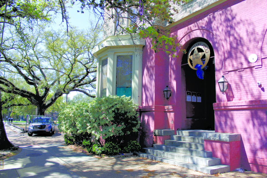 The+Second+District+New+Orleans+Police+station+is+located+on+4317+Magazine+St.+Photo+credit%3A+John+Casey