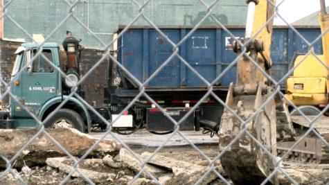 Construction begins on Marigny Robert Fresh Market