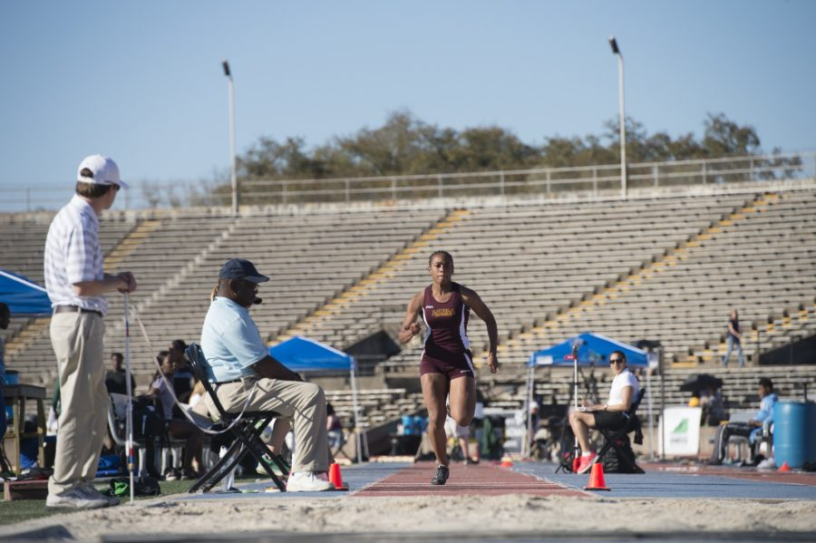 Loyola track team shows great talent in Louisiana Classic behind Leah Banks