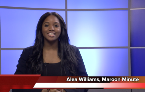 Maroon Minute for March 15, 2017