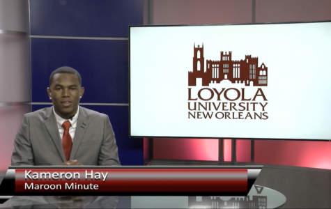 Maroon Minute for March 30, 2017