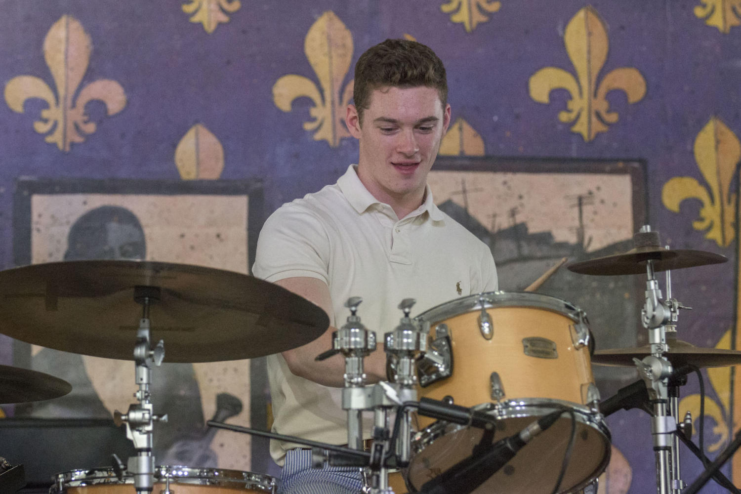 Loyola students bring musical talents to Jazz Fest stage