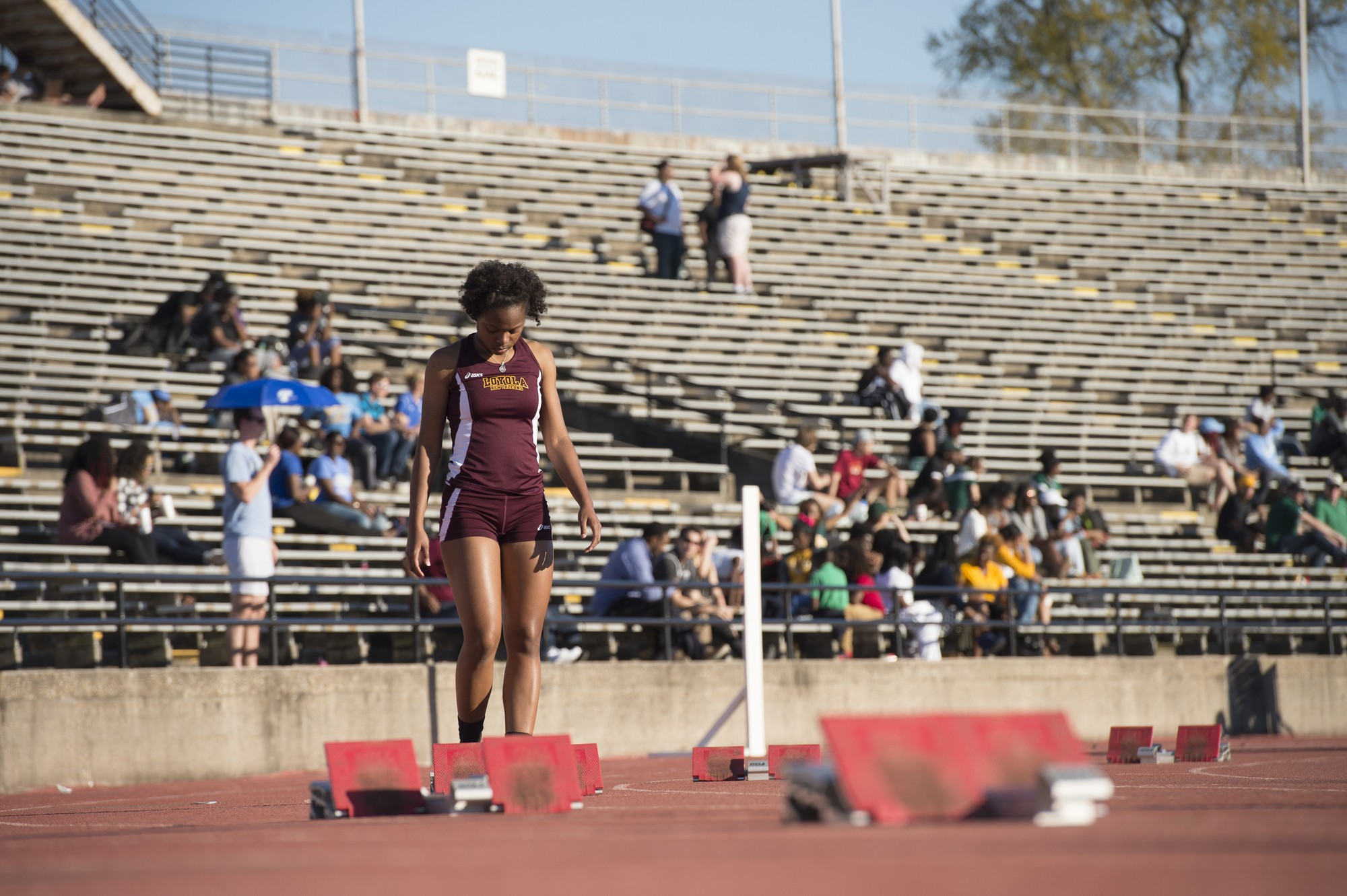 Track and Field teams show off season-best performances at the Southern Mississippi Invitational
