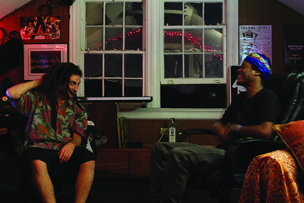 Loyola rap duo finish new project