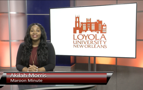 Maroon Minute for April 20, 2017