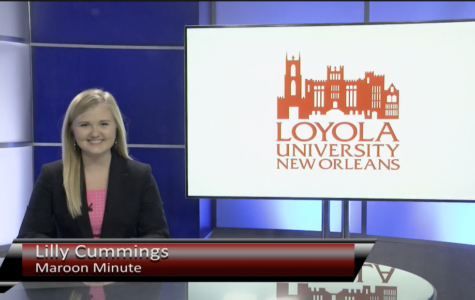 Maroon Minute for April 27, 2017