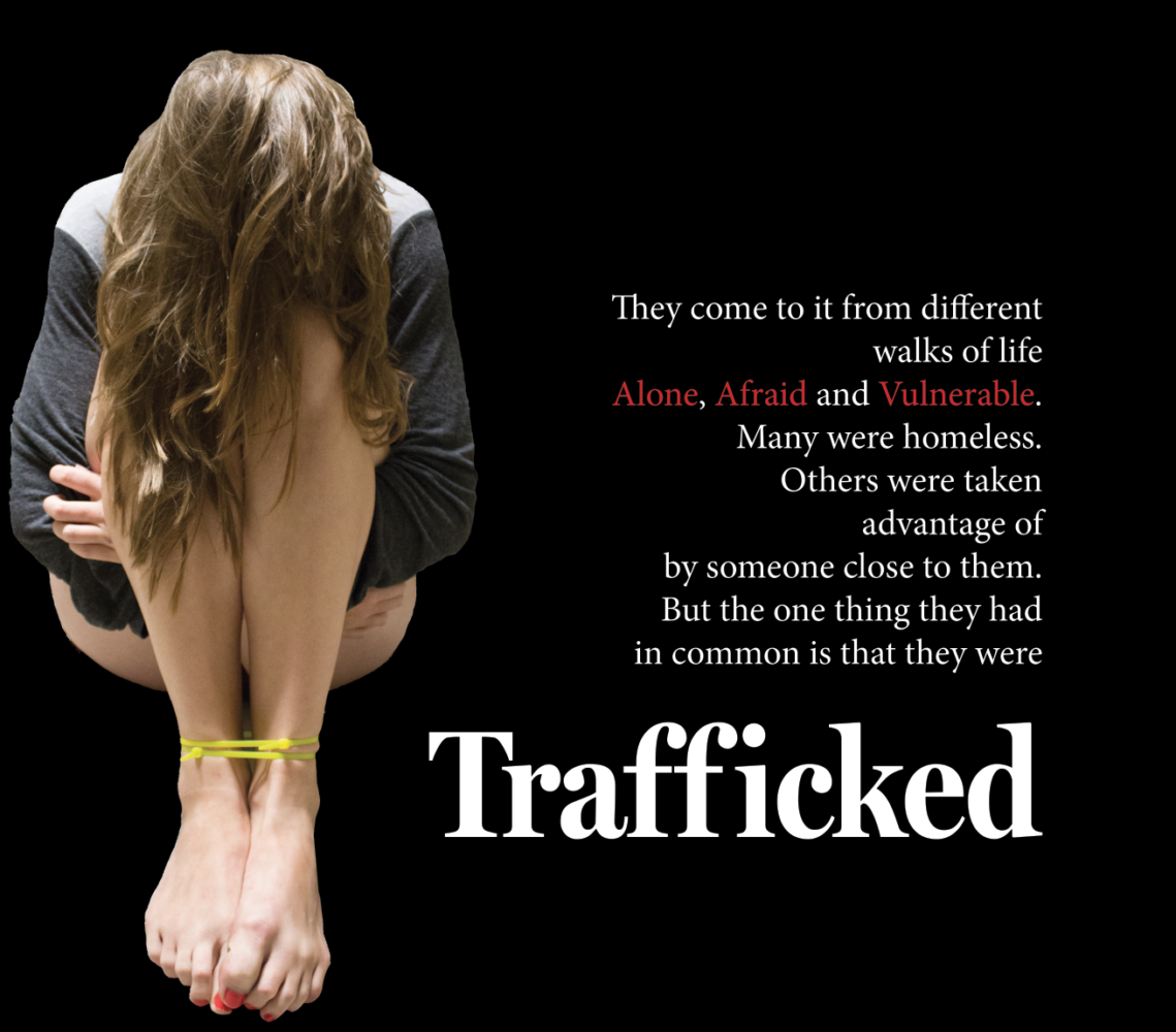 Modern Slavery Research Project comes out with new data about human trafficking