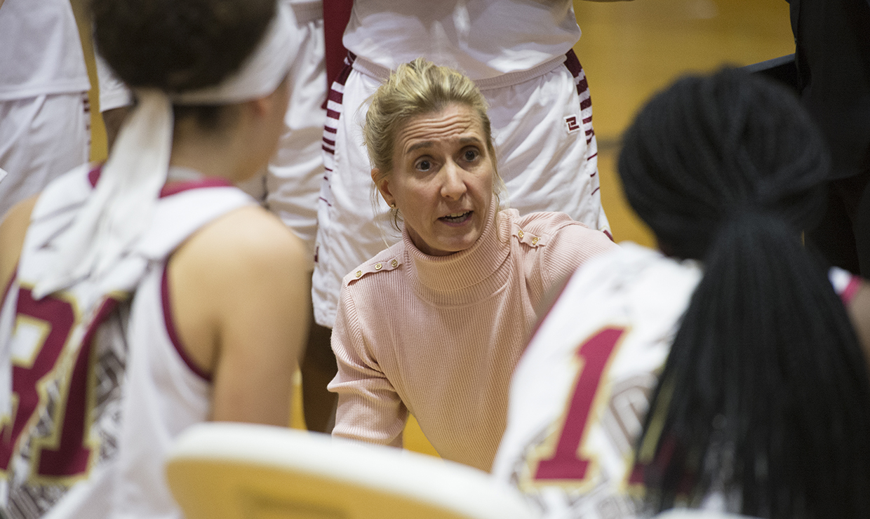 Kellie Kennedy named LSWA Coach of the Year