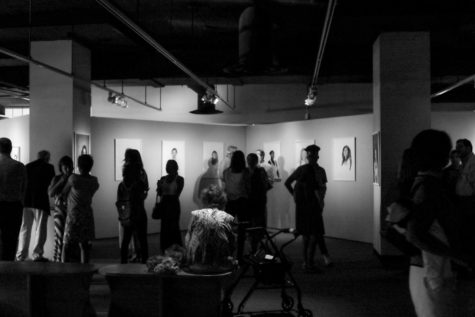 Senior showcase celebrates artists
