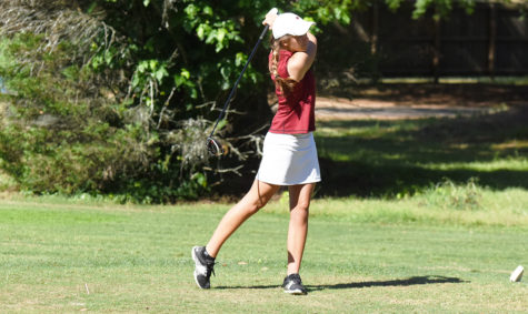 Women's Golf team takes fifth in SSAC Championship