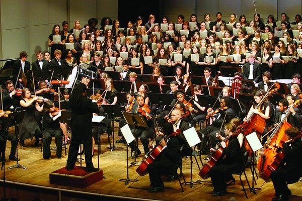 Cancelled orchestra concert rescheduled