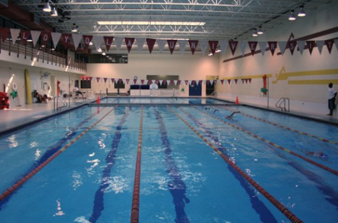 Swimming offers health benefits