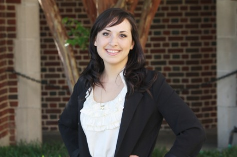 In my own words: Vice President – Haley Humiston