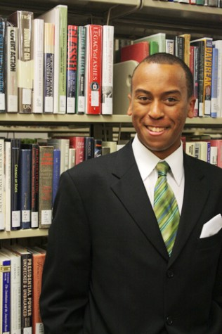 In my own words: Vice President – Josh Washington