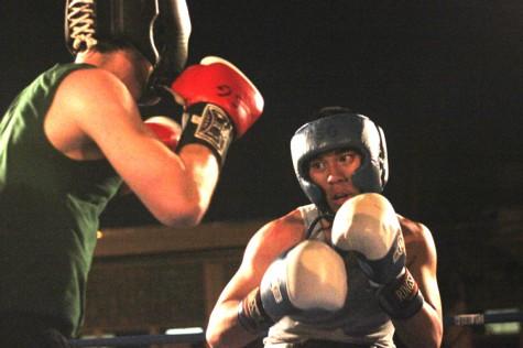 Abanilla takes gold at Friday Night Fights