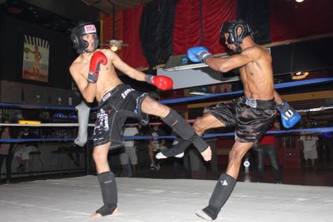 Fight showcases Loyola student