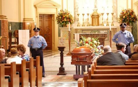 Loyola remembers Archbishop Hannan's life, contributions