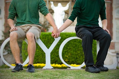 Loyola's gay community maintains mixed feelings on their acceptance