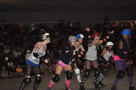 Roller Derby Madness