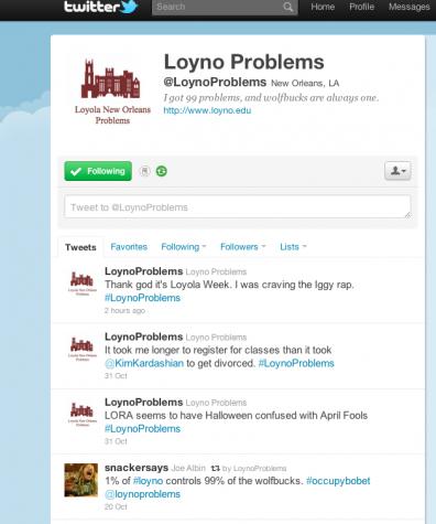 Social media takes Loyola to the Internet
